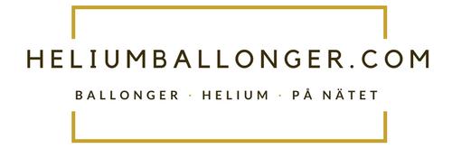Heliumballonger.com – Allt inom heliumballonger